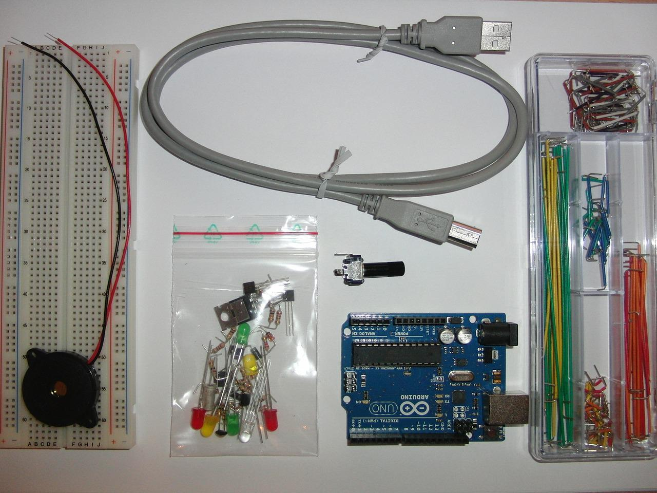 Arduino Starter Kit - Robotpark Global