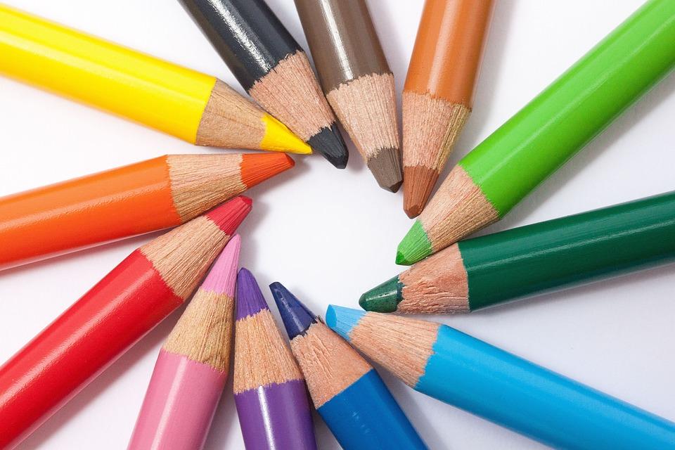 Colored Pencils Colour · Free photo on Pixabay