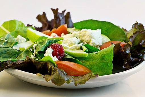 Salad, Fresh, Food, Diet, Health