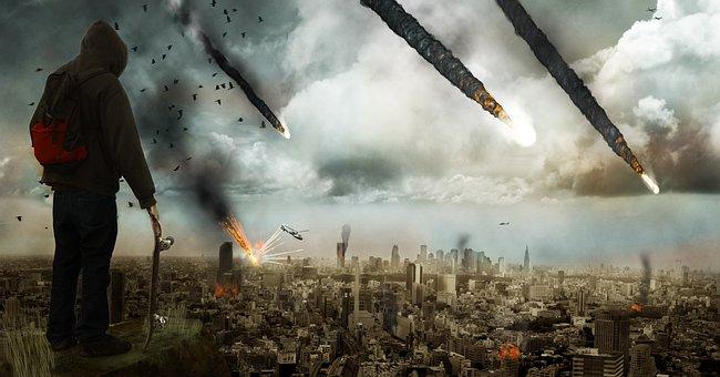 Apocalyptic War Danger Apocalypse Disaster