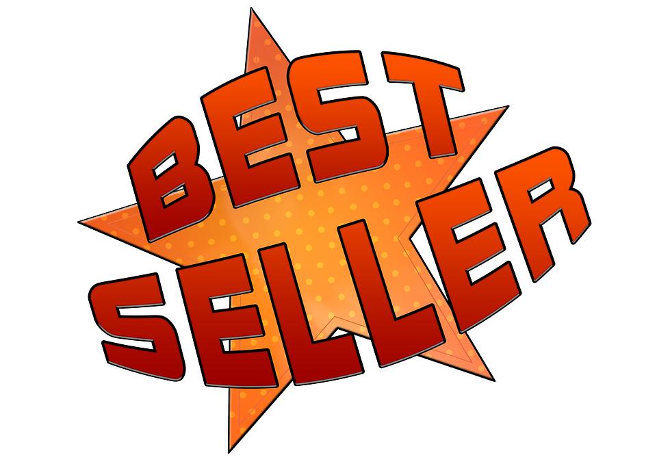 Free illustration: Price Tag, Bestsellers, Best Seller ...