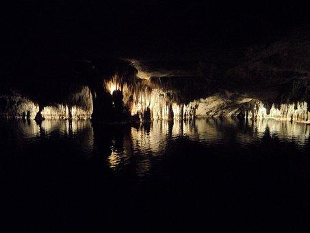 Grotte, Antre Du Dragon, Mallorca