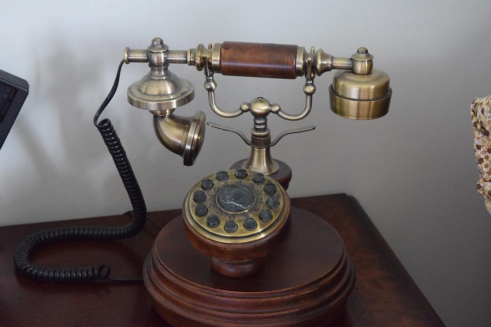 Classic Telephone Old Phone - Free photo on Pixabay
