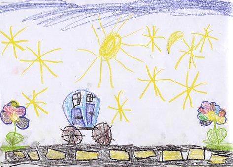 Deti Kresba Obrazky Pixabay Stahuj Obrazky Zdarma