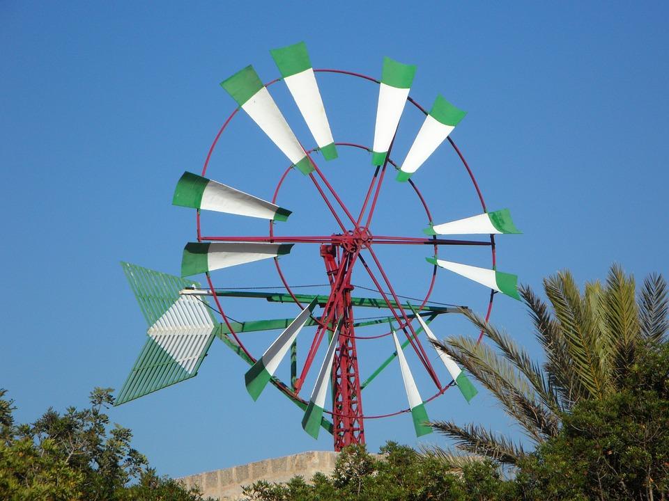 Resultado de imaxes para molinos de viento mallorca