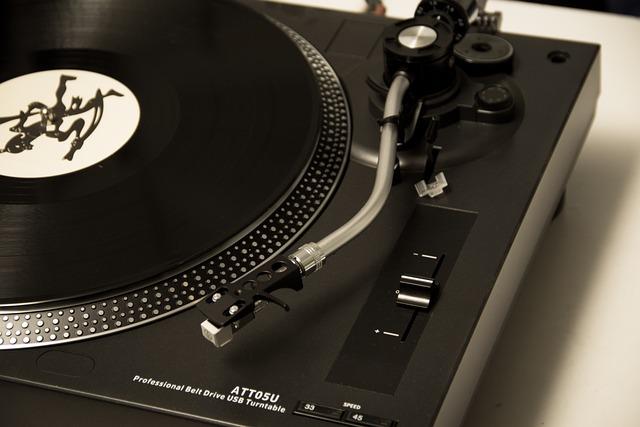Lp Dj Music Record 183 Free Photo On Pixabay