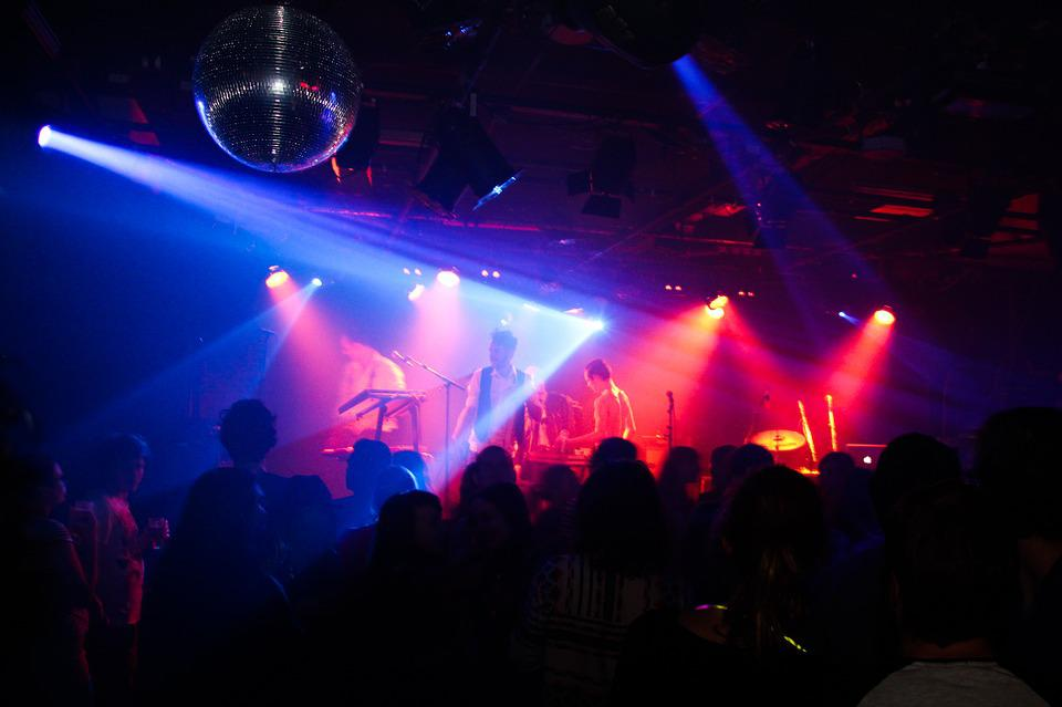 Performance, Music, Live, Going Out, Disco, Band
