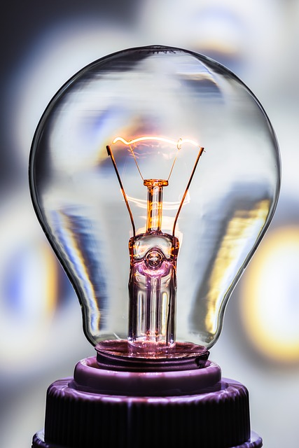 Free Photo  Light Bulb  At  Burn  Light
