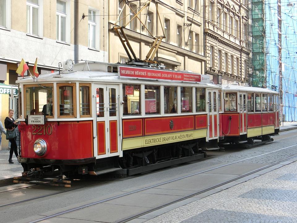 Prag, Straßenbahn