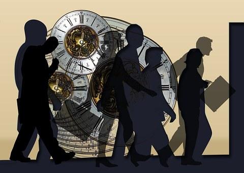 Business Meeting, Dates, Baiting, Clock