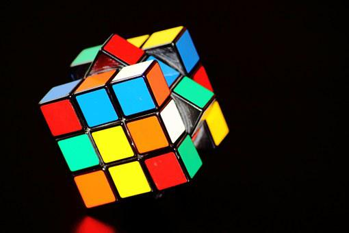 Magic Cube, Cube, Puzzle, Play