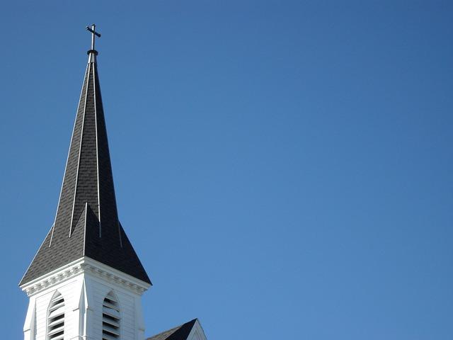 Church steeple new england free photo on pixabay altavistaventures Images