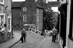 pedestrians, lincoln, lincolnshire