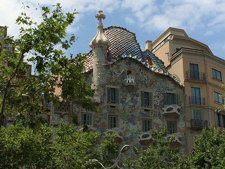 Fachada Casa Batlló Barcelona