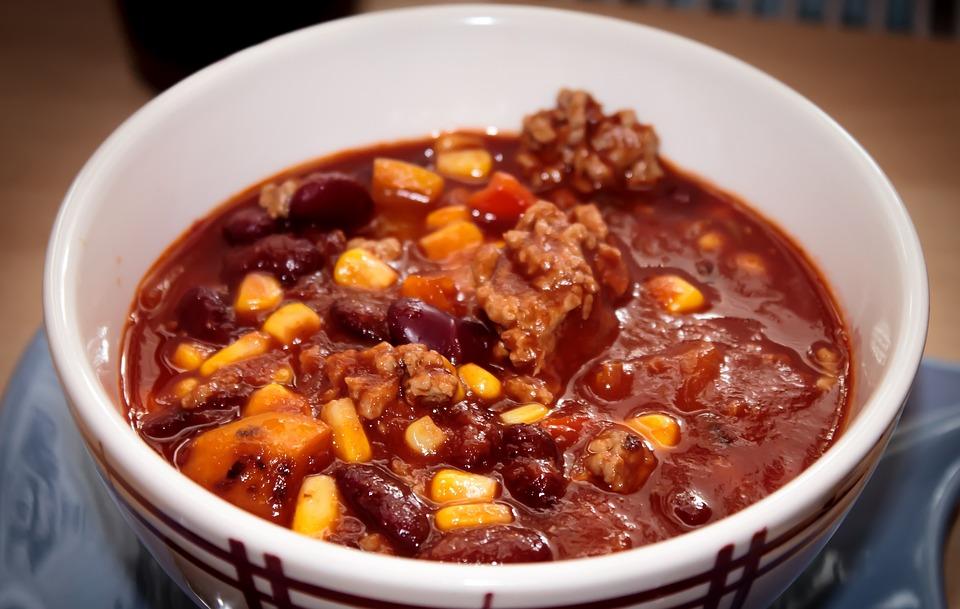 Chili Con Carne Kochen Kostenloses Foto Auf Pixabay
