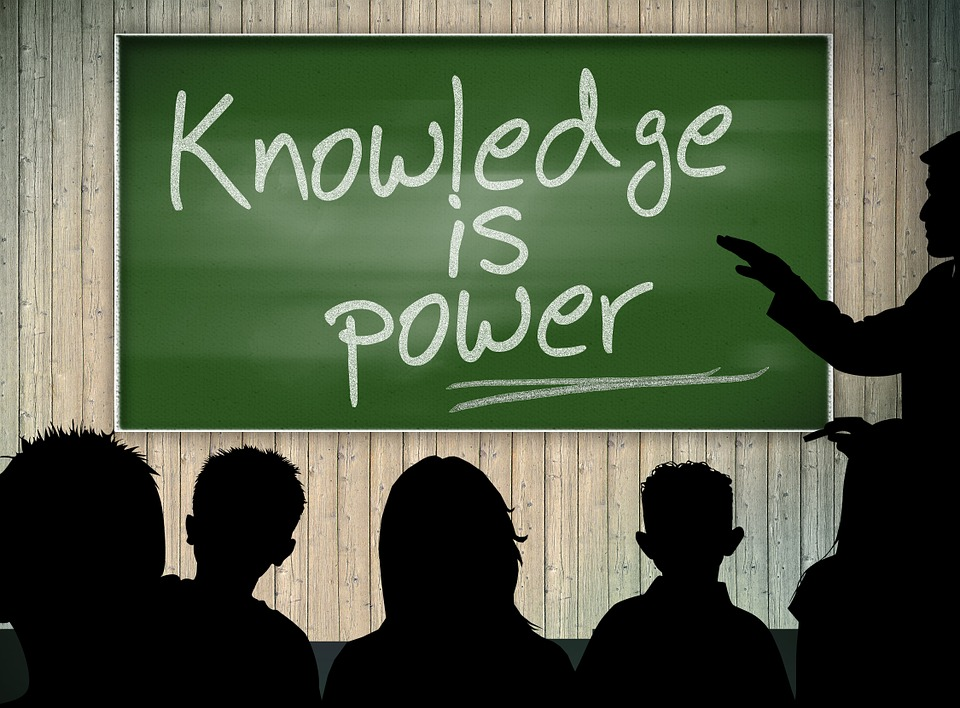 knowledge is power definition