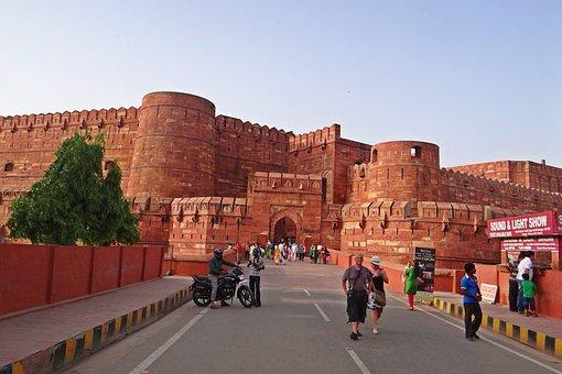 Agra Fort, Unesco World Heritage