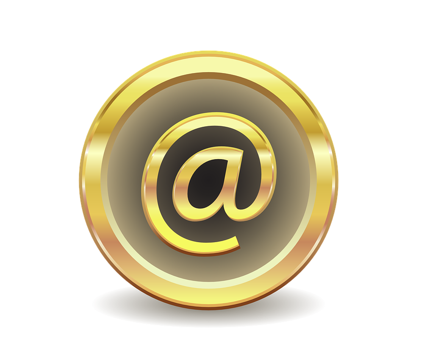 Gold Mail: E Mail Message Gold · Free Vector Graphic On Pixabay