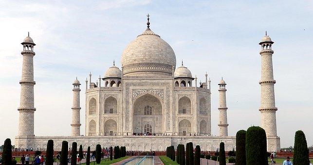 Taj Mahal, India, Agra, Uttar Pradesh