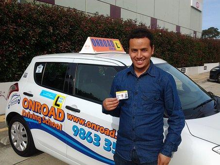 運転インストラクター, 運転レッスン, シドニーの自動車学校, 運転免許証