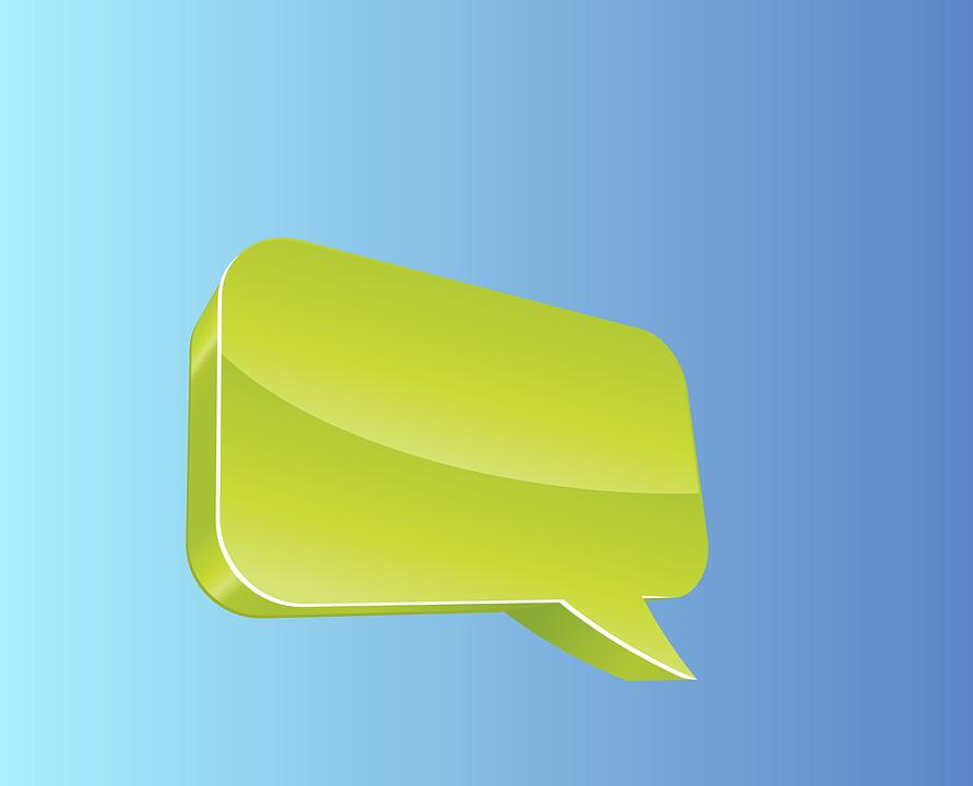 Балон, Съобщение, Приказки, Каже, Комуникация, Чат