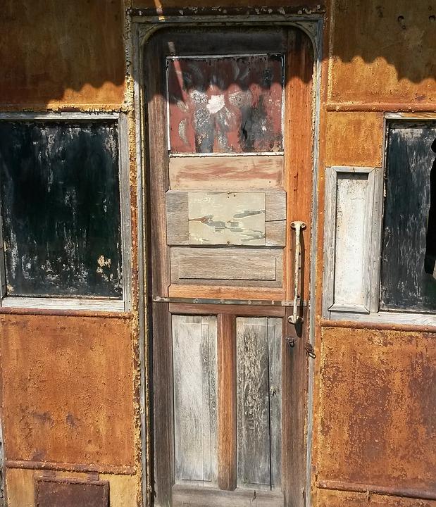 Patina Holz tür holz patina kostenloses foto auf pixabay