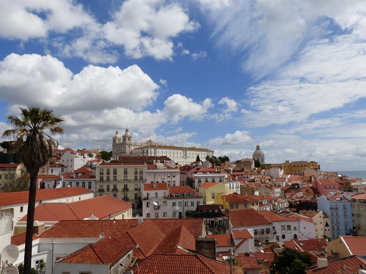 В лиссабон из аликанте в