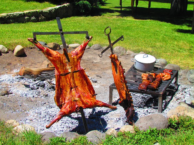 Free photo barbecue bbq argentina meat free image on - Barbecue argentin ...
