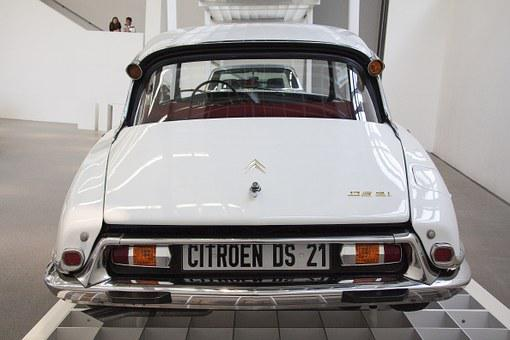 Ds 21, Automotive, Citroën, 1955-1975
