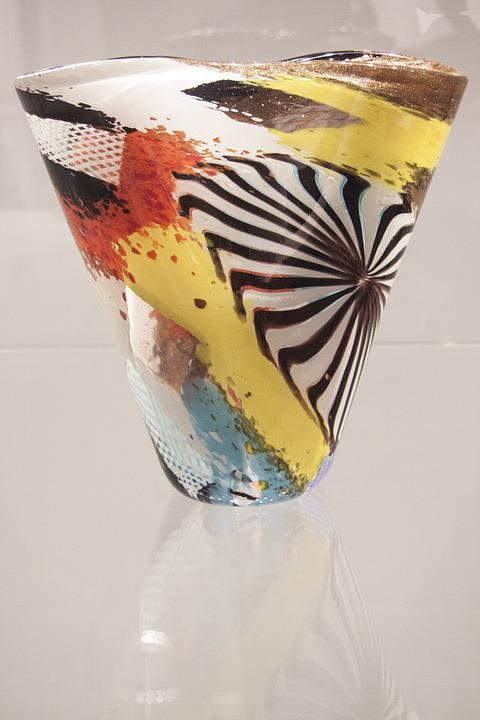 Vaso Vidro Colorido Dino Foto Gratuita No Pixabay