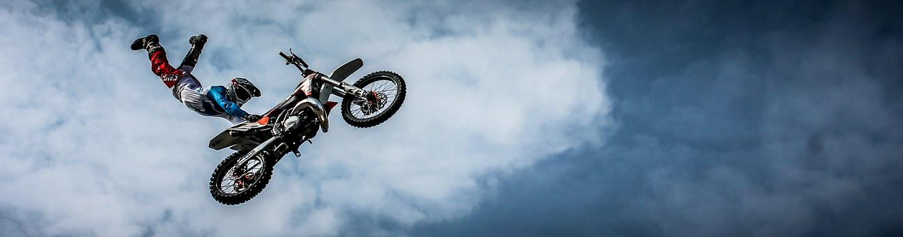 Biker, Motorcycle, Dirt, Extreme, Bike