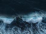 wave, crusher, sea