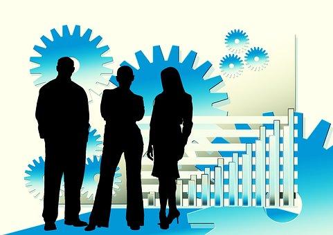 Empresarios, Manager, Oficina
