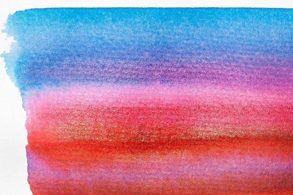 Kostenloses Foto: Malen, Tusche, Nass, Wasserfarben ...