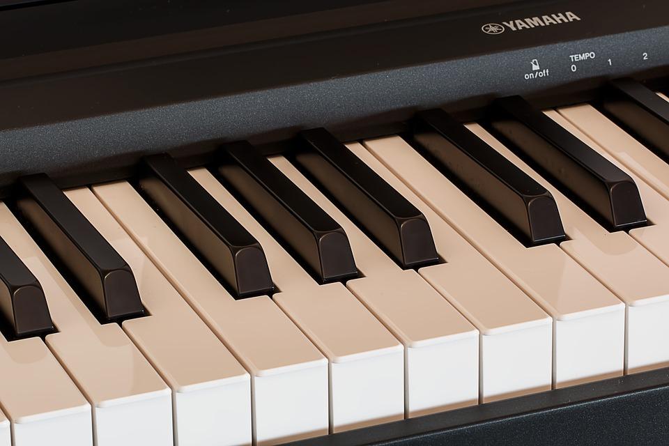 Musik Tastatur