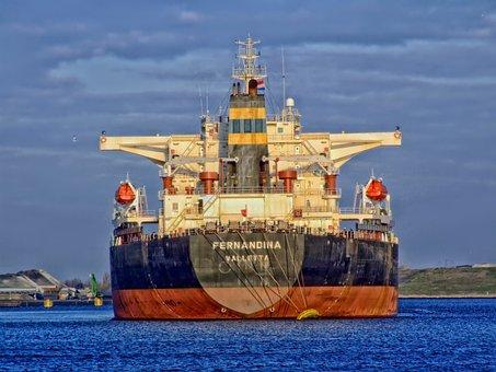Freightliner, Barco, De Carga, Amsterdam