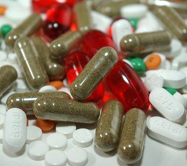 Capsules, Medicine, Medical, Health