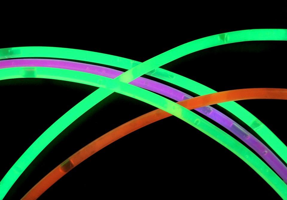 Como fazer Pulseiras de Neon - Neon bracelets, or ...