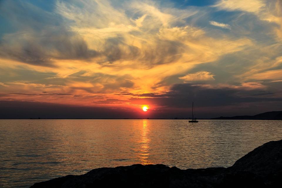 Free  photo Smoke Boat Sun Free  Image on Pixabay  386359