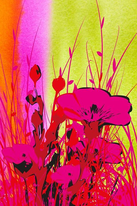 Bunga Tanaman Mekar Gambar Gratis Di Pixabay