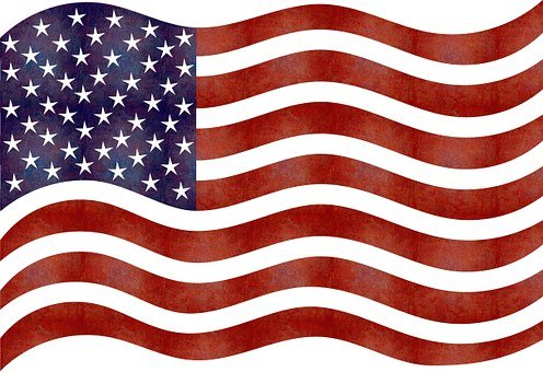 American Flag Symbol Usa Nat