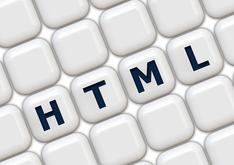 Html5, Html, File Type, Keyboard, Letters, Button