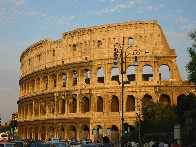 Colosseum Rome Roman · Free Photo On Pixabay