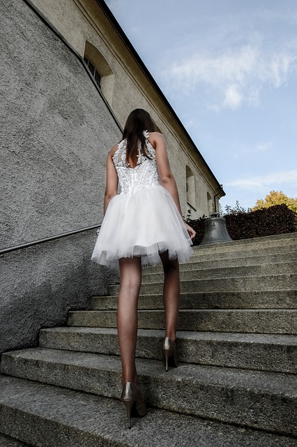 Wedding Dress Skirt 183 Free Photo On Pixabay