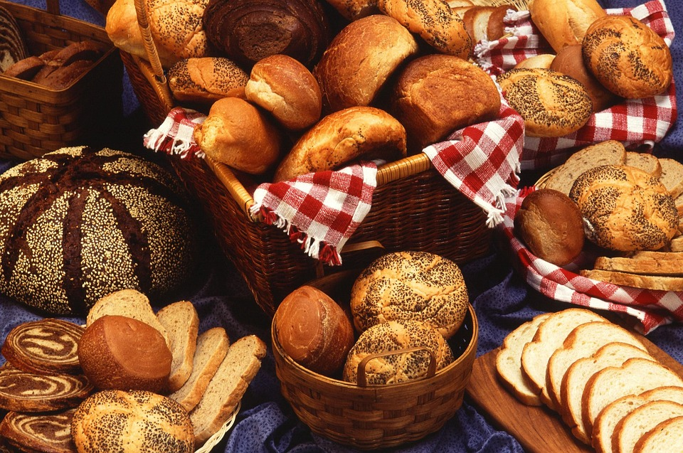 Breads, Foods, Baked, Bakery, Traditional, Fresh