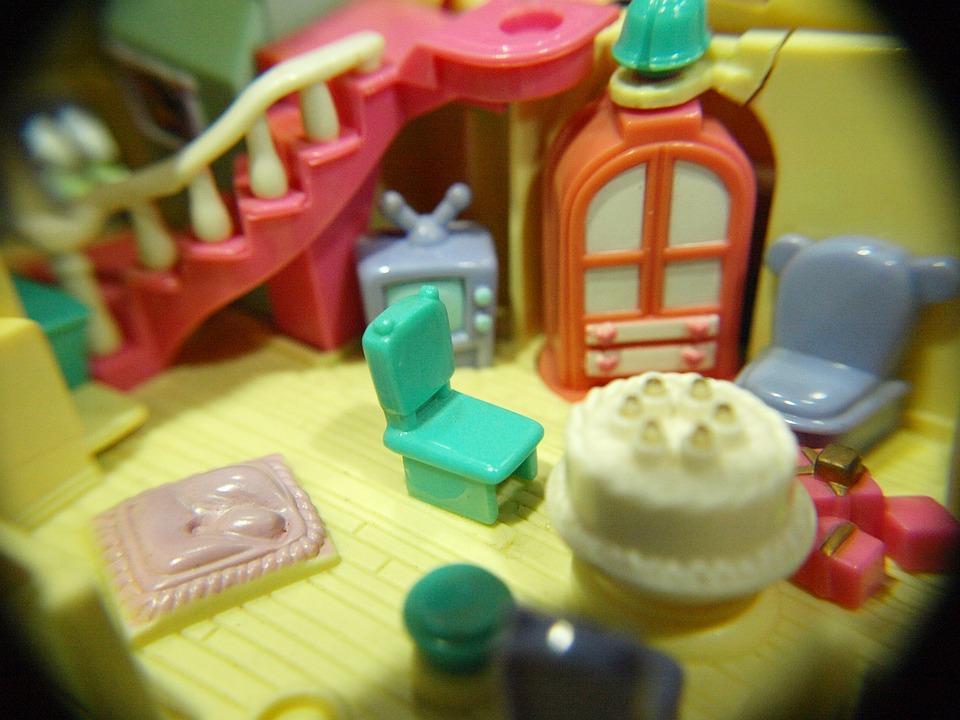 Toy Miniature Doll House Free Photo On Pixabay