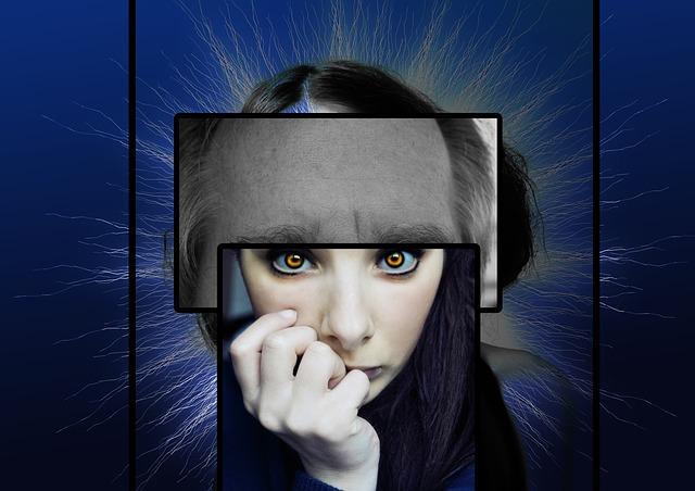 Schizophrenia Woman Women 183 Free Image On Pixabay