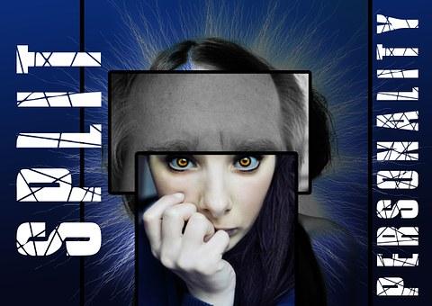 Identity Disorder, Schizophrenia, Woman