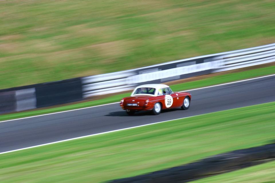 Mgb Racing Car Racer · Free photo on Pixabay
