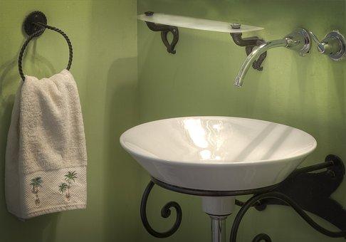 Bathroom, Sink, Contemporary, Elegance